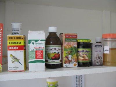 Mon petit coin pharmacie ...naturelle et chimique ...
