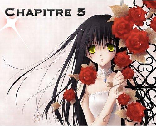 Fiction 2 / Saison 1 - Chapitre 5: La Roseraie