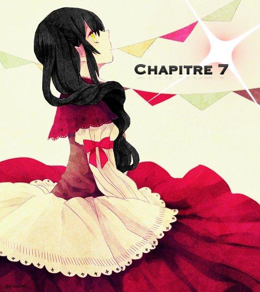 Fiction 2 / Saison 1 - Chapitre 7: Révoltée