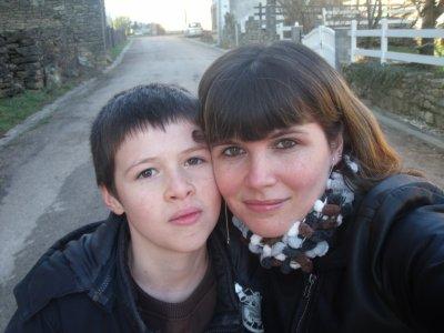 mon p'tit couz d'amour et ma tante d'amour