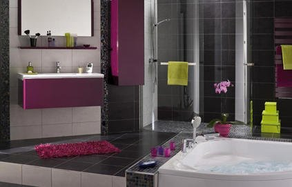 ma future salle de bain construction maison phenix nord. Black Bedroom Furniture Sets. Home Design Ideas