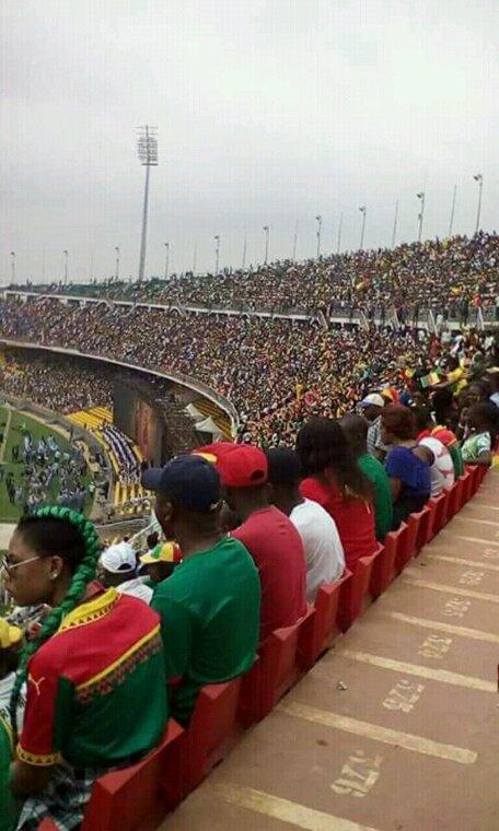 Grande final de la coupe d afrique des nation au cameroun