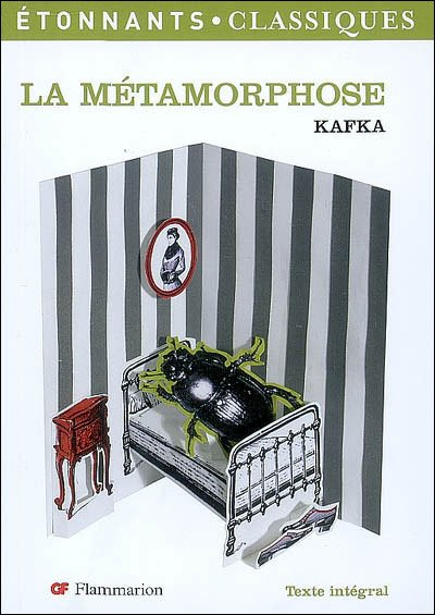 La métamorphose de Kafka