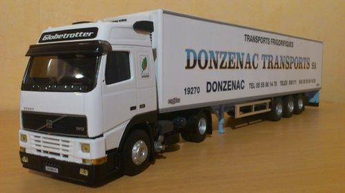 VOLVO FH12 semi frigo CHEREAU DONZENAC TRANSPORTS SA (Réf: 114633)