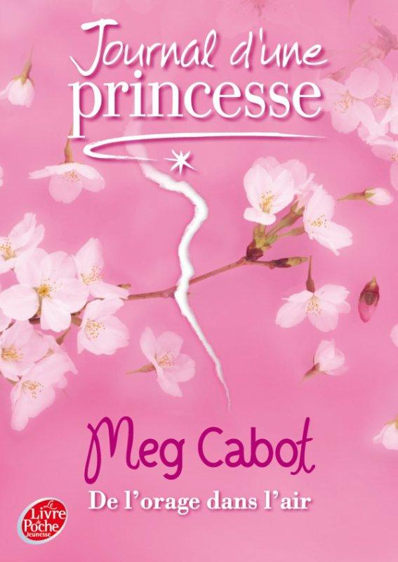 Le journal d'une princesse tome 8 : de l'orage dans l'air