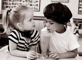 L'avantage de l'amitié de se sentir un et de rester deux...