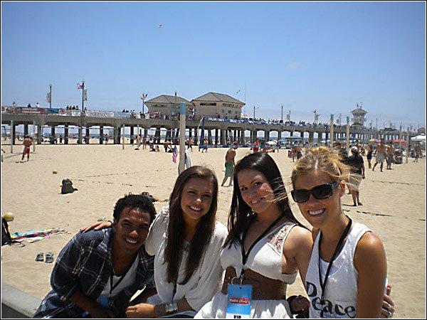 Summer 2010 caliiiforniaa with Jasone chris n savannah !!!!!!