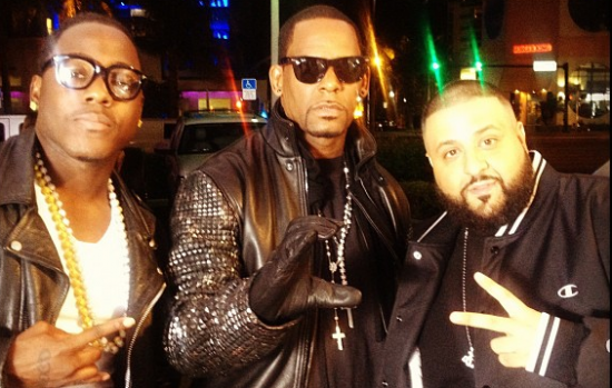 R. Kelly Feat. Ace Hood & DJ Khaled – It's On