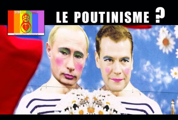 """""""Depuis l'ascension de Monsieur Poutine au pouvoir par falsification des élections, 40 journalistes sont déjà décédés."""""""