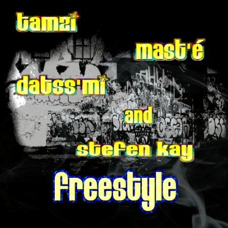freestyle studio (tamzi , mast'é , datss'mi , stefen kay (2013)