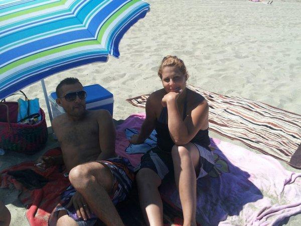 mon oncle et sa femme a la plage mdrr