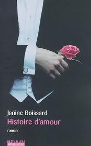 HISTOIRE D'AMOUR JANINE BOISSARD