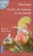 LE JEU DE L'AMOUR ET DU HASARD MARIVAUX