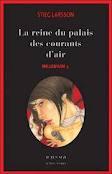 LA REINE DANS LE PALAIS DES COURANTS D'AIR (millénium 3) STIEG LARSSON