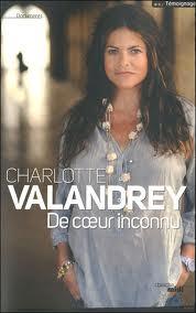 DE COEUR INCONNU CHARLOTTE VALANDREY