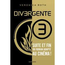 DIVERGENTE 3 VERONICA ROTH