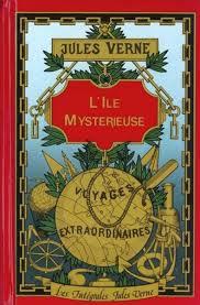 L'ILE MYSTERIEUSE JULES VERNE