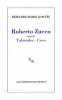 ROBERTO ZUCCO BERNARD-MARIE KOLTES