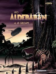 LES MONDES D'ALDEBARAN / ALBEBARAN (1er cycle) 5 BD LEO