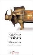 RHINOCEROS EUGENE IONESCO