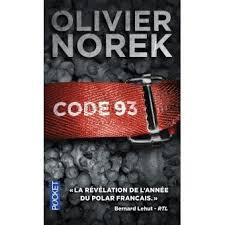 CODE 93 OLIVIER NOREK