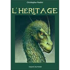 L'HERITAGE CHRISTOPHER PAOLINI (TOME 4)