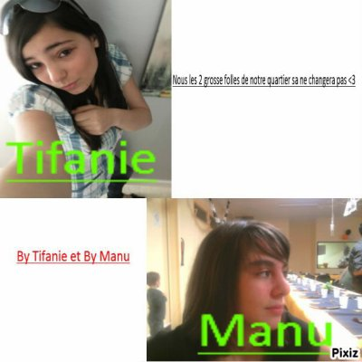 Tifanie & Moi ...