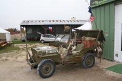 """Les belles """"JEEP"""" de la 5e Division d'infanterie US"""