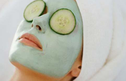 Tous les masques aux ingredients naturels: