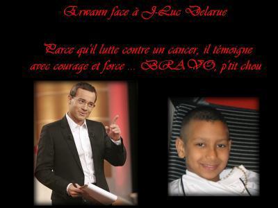 jeudi 24 Mai dans l'émission de Jean Luc Delarue tout une histoire l'enfant face au cancer
