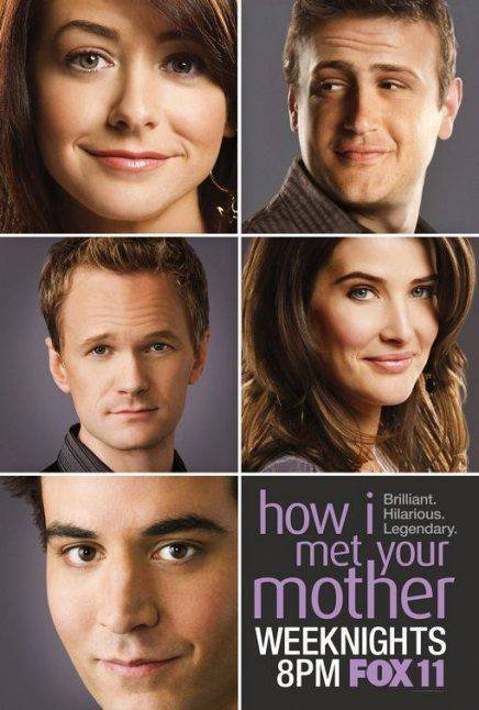 [  Fiche série numero 3 : How I met your mother  ]