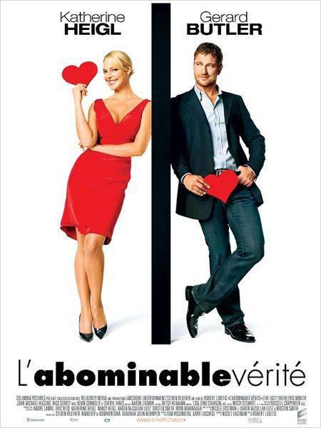 [  Special comédies romantiques  ] [  Valentine's Day, Comment tuer mon boss ?, L'Abominable Verité, La Proposition ] [ 2009 - 2011  ]