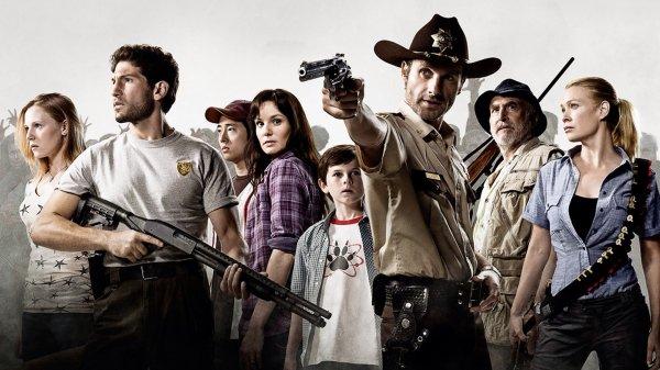 [ Fiche série numéro 4 ] [ The Walking Dead ]
