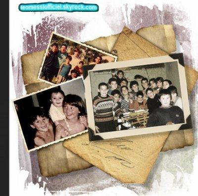 Ma vie 3 : Ma famille.