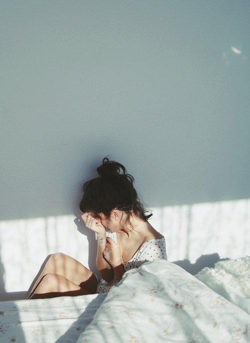 De toute façon, quand on souffre, on est tout seul dans son âme.