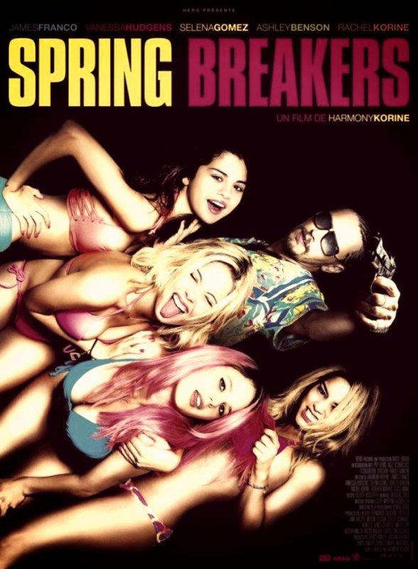 spring breakers en couche svp