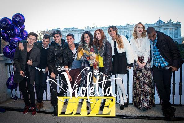 Chansons Violetta Live