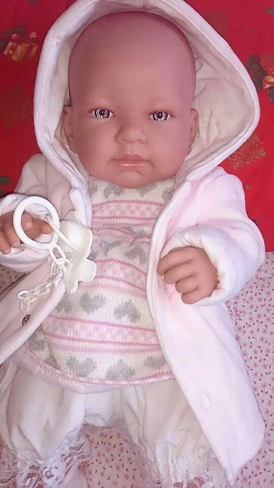 Voici ma nouvelle fille elle se prénomme Roseline