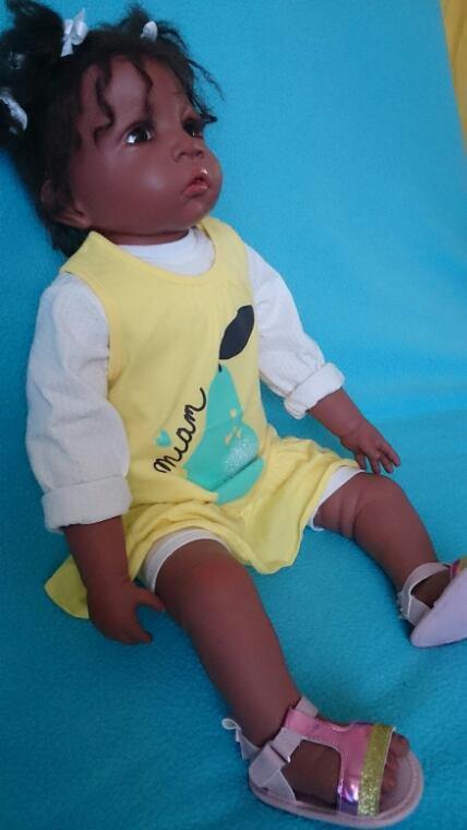 Nouvelle tenue d'été pour ma petite HAWA