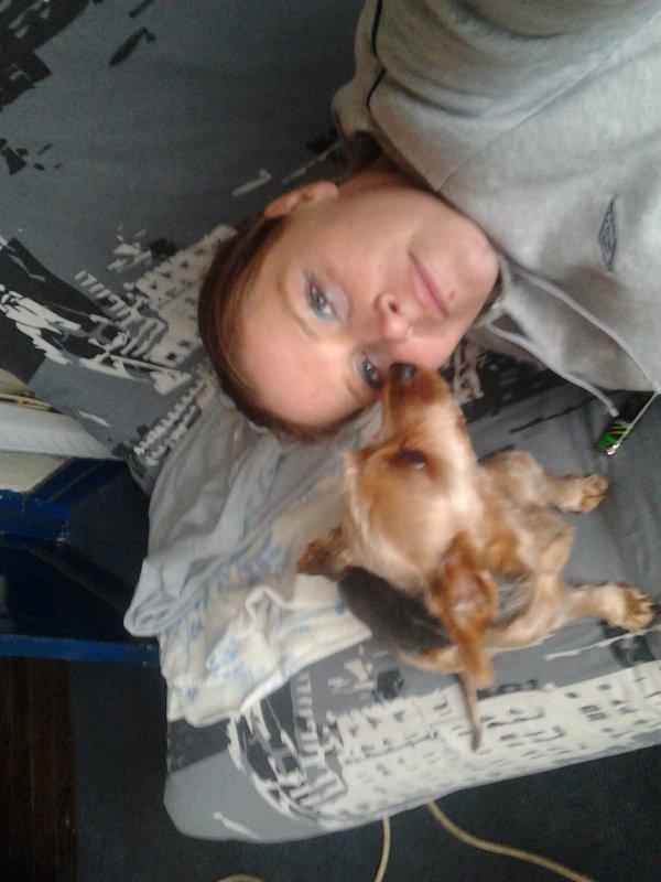 mwa et ma chienne