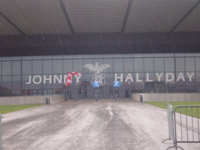 JOHNNY tour 66 HALLYDAY  les 1er dates de la tournée