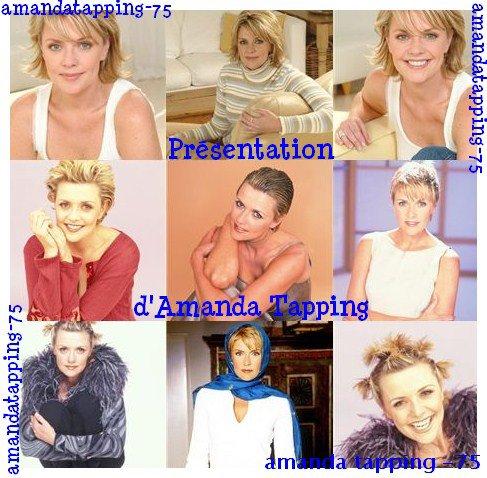 ¨Présentation d'Amanda