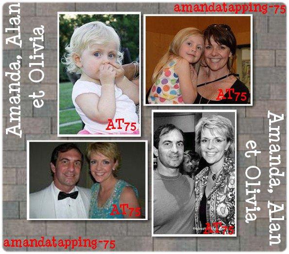 Amanda et sa petite famille