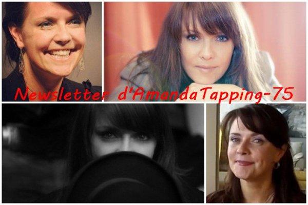 Bienvenu sur Amanda Tapping sur blog lui est totalement réservé :-)