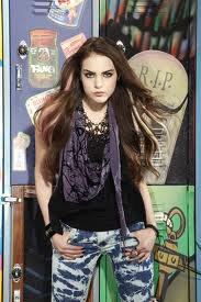 Elizabeth Gillies alias Jade West