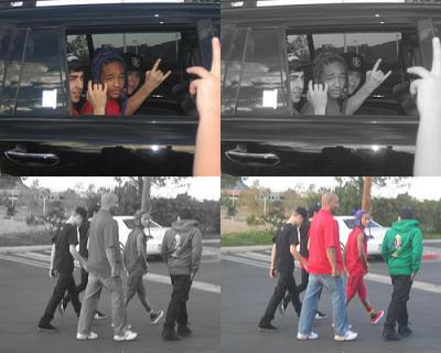 Justin Bieber & Jaden Smith