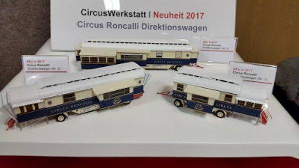 Nouveautés 2017 CircusWerkstatt.de