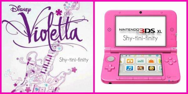 Des news sur le jeu ds violetta blog de shy tini finity - Jeux gratuit de violetta ...