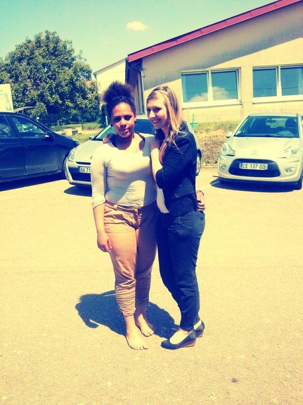 Layanna && Moi