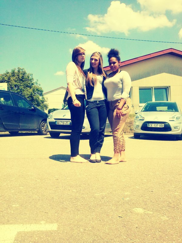 Loreley , Layanna & Moi